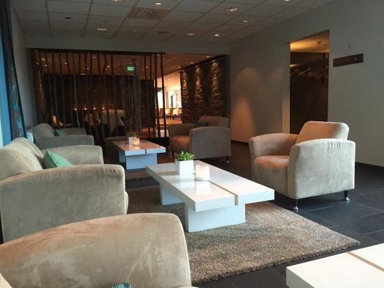 Panorama Hotell & Resort : Flott loungeområde.