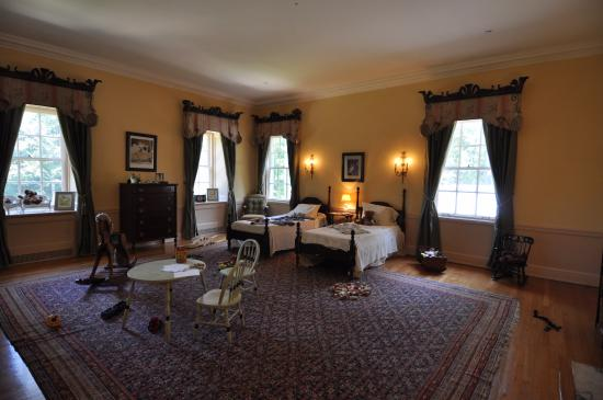 Chambre des enfants picture of swan house atlanta for Belle chambre atlanta ga