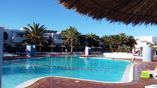 piscine fotograf a de aparthotel paradise island playa. Black Bedroom Furniture Sets. Home Design Ideas