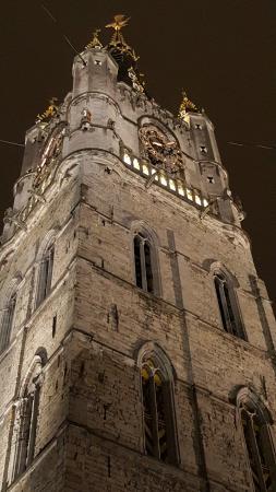 Ibis Gent Centrum St-Baafs Kathedraal: Historiske omgivelser