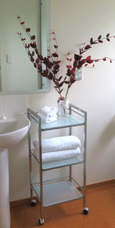 Bow Street Studios: Bathroom Style