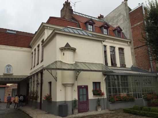 Maison natale Charles de Gaulle