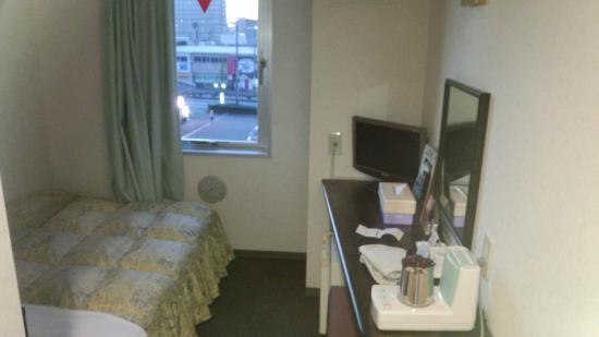 Super Hotel Matsusaka : 室内2