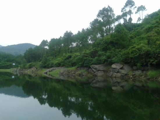 Провинция Хатинь, Вьетнам: Huong Tich pagoda