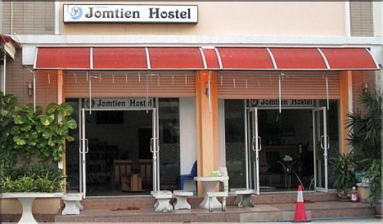 Jomtien Hostel Hotel: Хостел в Тае