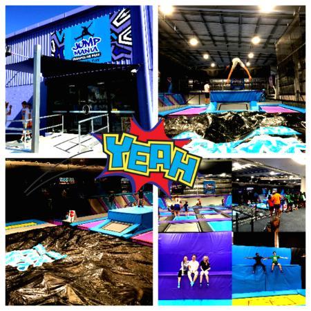 Jump Mania Trampoline Park