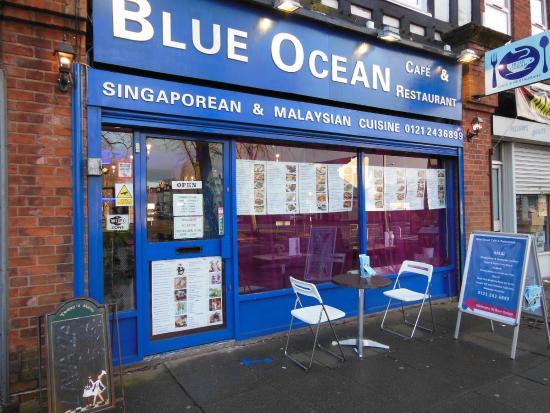 blue ocean cafe and restaurant 212