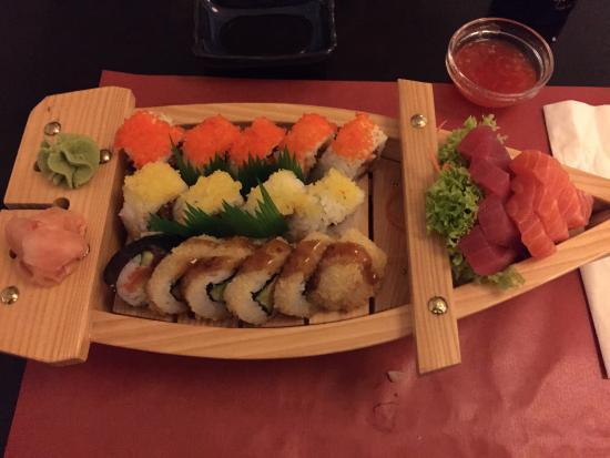Kioku - Oriental Flavours: Kioku Combo Boot