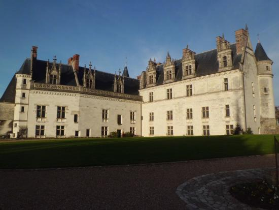 Chateau d amboise picture of le clos du haut villiers for Auberge du haut jardin