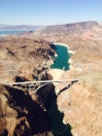Hoover Dam  Picture Of Papillon Grand Canyon Helicopters Las Vegas  TripAd