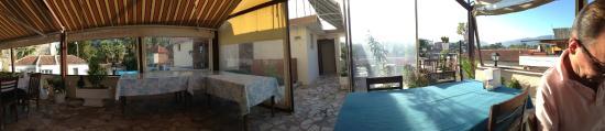 Hotel Akay: Dakterras