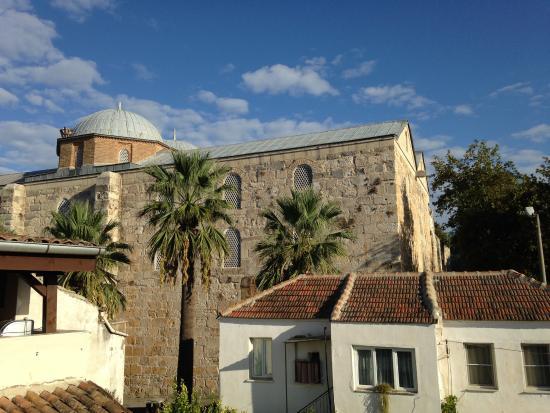 Hotel Akay: Uitzicht