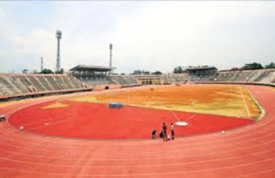 Coimbatore, India: Nehru stadium