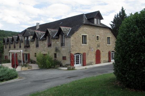Auberge de Cartassac : L'auberge