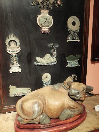 Asiatica Musée d'Art Oriental : Jade