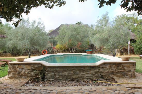Hacienda de San Rafael : One of the three pools