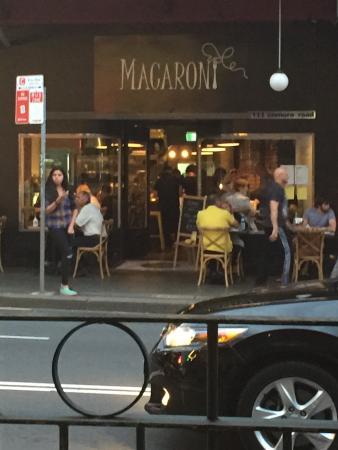 Macaroni Pasta Bar