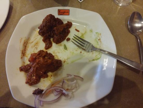Kaafila : My plate