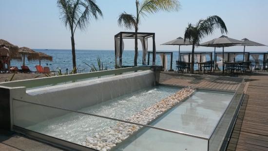 Eden Beach Resort Area