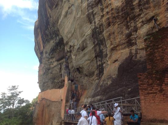 Yapahuwa, Σρι Λάνκα: photo7.jpg