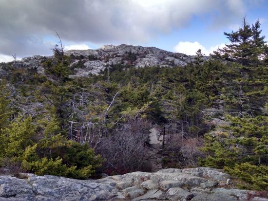Jaffrey, NH: The mighty Monadnock peak