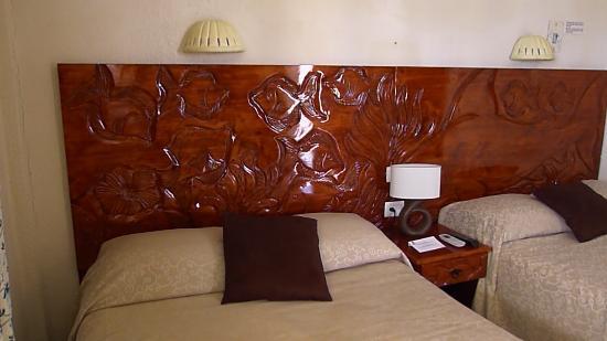 Hotel D'Gomar: Seaside room