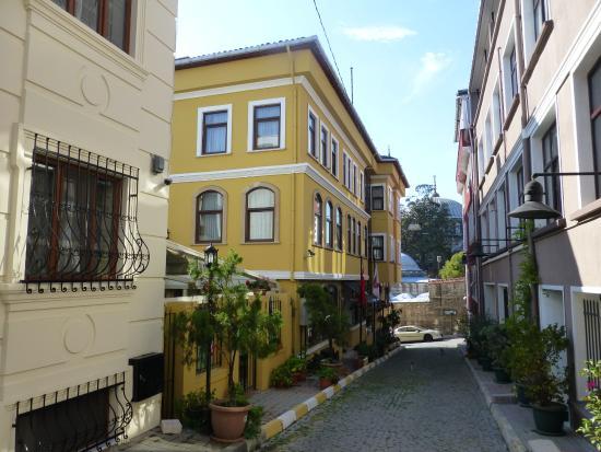 Arena Hotel Sultanahmet Istanbul Tr
