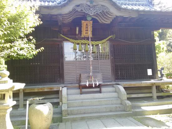 Mitarai Temmangu Shrine