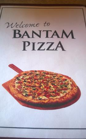 Bantam Pizza