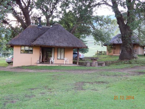 uKhahlamba-Drakensberg Park, Sudáfrica: Chalet