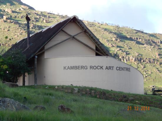 uKhahlamba-Drakensberg Park, Sudáfrica: Visitors Centre