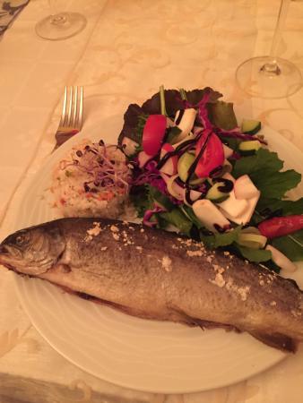 Eat & Meet: the main dish
