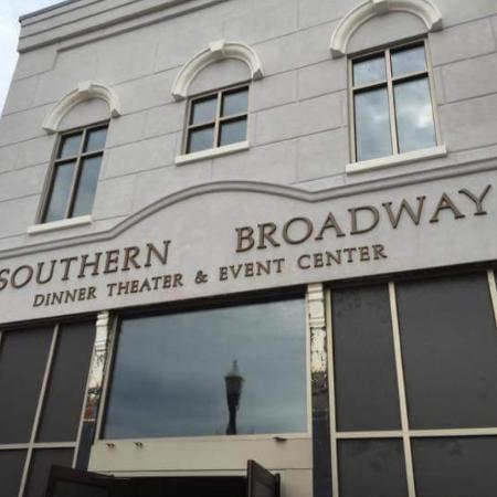 Southern Broadway Dinner Theater - in the heart of downtown Enterprise AL