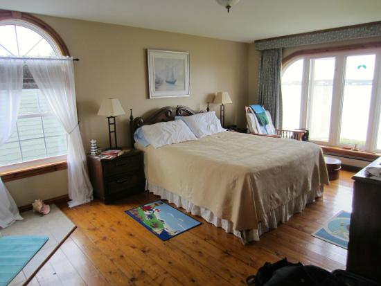 Rustico, Canada: The Bedroom