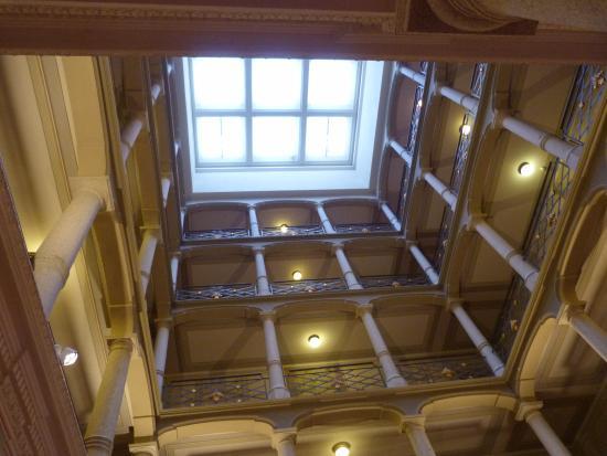 Grand Hotel Majestic: Hall