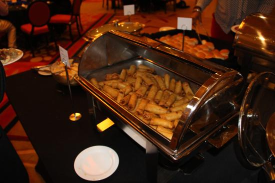 Courtyard Warner Robins: The food is great