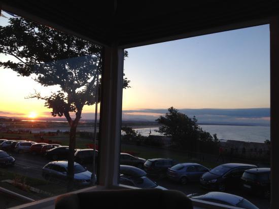 Hotel Du Vin: Sonnenuntergnag