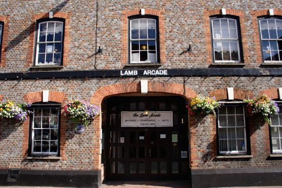 The Lamb Arcade