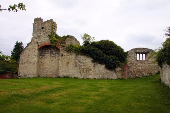 ‪Wallingford Castle‬