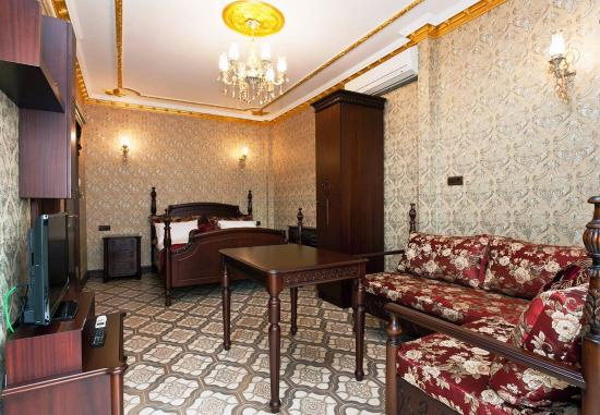The First Ottoman Apartments King Room