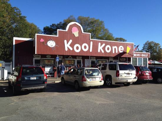 Been to Kool Kone? Share your experiences!