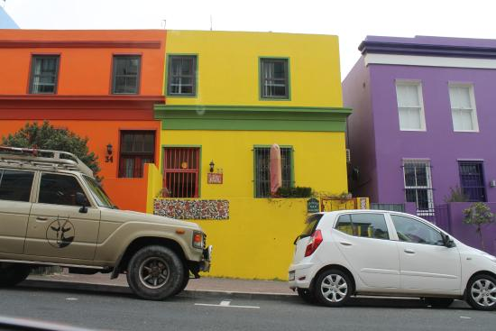 La Rose Bed & Breakfast: La Rose in de opvallende wijk Bo-Kaap