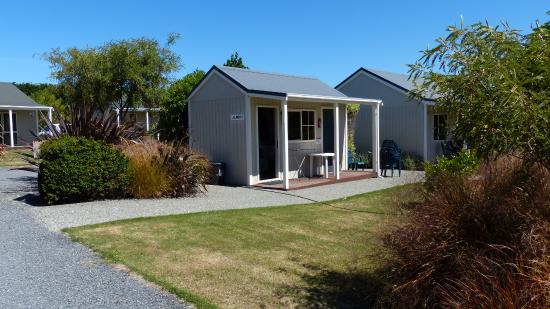 Kaikoura Cottage Motels: Laundry