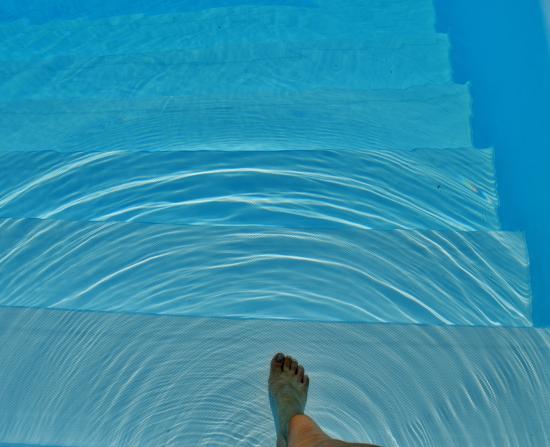 Hotel Ristorante Scarano : piscina