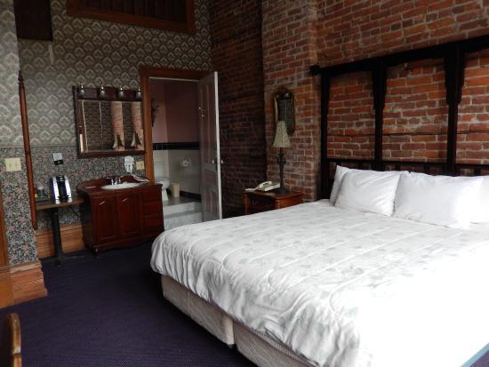 The Belmont Inn: Zimmer 2