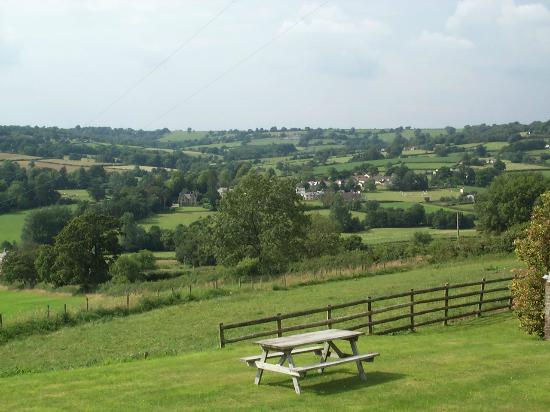 Courtmoor Farm Cottages: View of Otter Valley