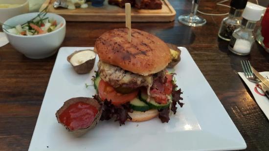 Artesanato Util Para O Lar ~ Most wanted burger Picture of Restaurant Sjans, De Koog