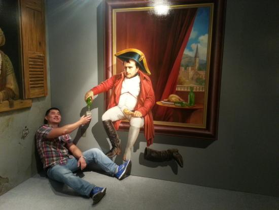 3D奥妙艺术博物馆