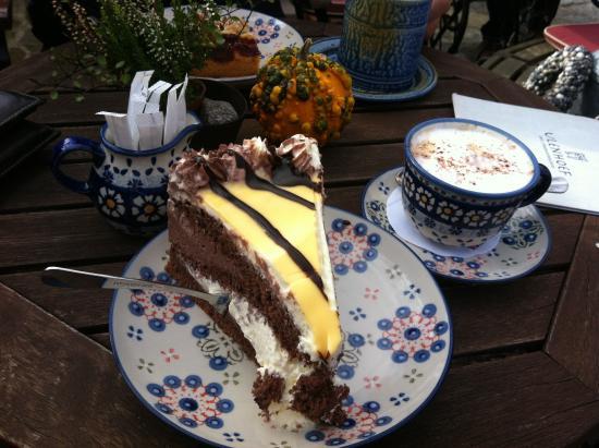 Dieser Selbstgebackene Kuchen Ist Einfach Die Wucht Cafe
