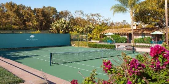 Tennis at Rancho Valencia